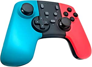 Switch Game Controller, Wireless Controller Switch Pro Controller Bluetooth Gamepad Joypad Remote for Nintendo Switch Console Windows PC, Supports Gyro Axis and Dual Vibration