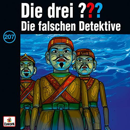 207 - Die falschen Detektive (Inhaltsangabe)