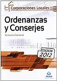 Ordenanzas y Conserjes, Corporaciones Locales. Temario general (Corporaciones Locales (est)