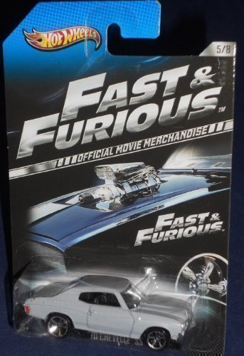 2013 Hot Wheels Fast & Furious - 70' CHEVELLE SS GT-R [5/8] by Hot Wheels