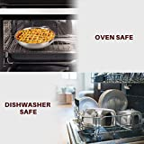 Duxtop Whole-Clad Tri-Ply Stainless Steel Induction Cookware Set,...