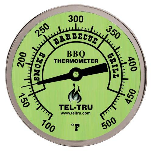 Termómetro 500 Grados  marca Tel-Tru