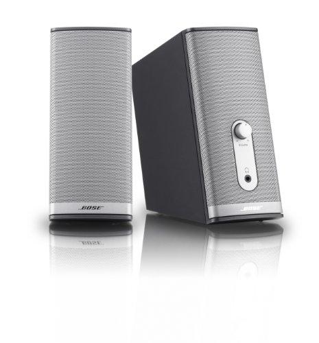 Bose ® Companion 2 Multimedia Lautsprecher System, silber