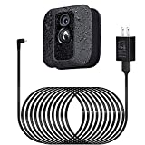 Power Adapter for Blink XT / XT2 & All-New Blink Outdoor Indoor Camera, with 30 ft/9 m Weatherproof Cable Continuously Charging Blink Camera, No More Battery Changes (1 Pack)