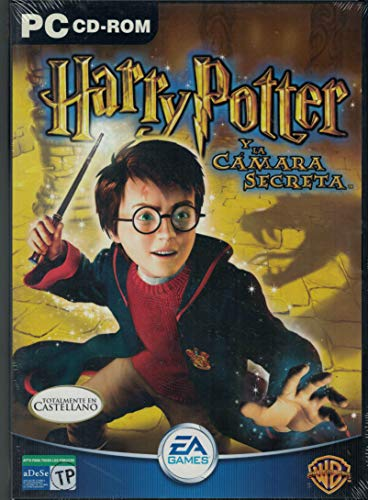 Harry Potter y la Camara Secreta PC CD Rom