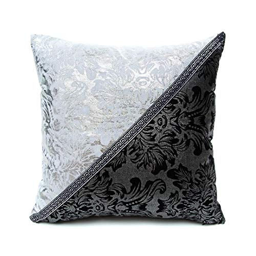 ZHANGDA Vintage Cushion Cover Cushion Decorative Cushions Home Decor Throw Pillows Chair Sofa Pillowcase Cover,2