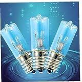 Onsinic 1Pcs E17 Bombilla de desinfección del ozono del tubo del cuarzo ultravioleta para uso...