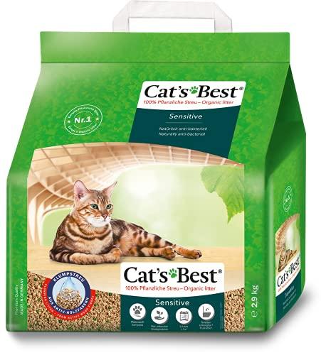 Cat s Best 29776, Lettiera per gatti Green Power, 2.9 kg
