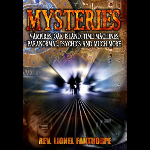 Mysteries audiobook cover art