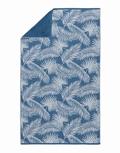 Marc O'Polo Strandtuch Kywa Blue 100x180 cm 100x180 cm
