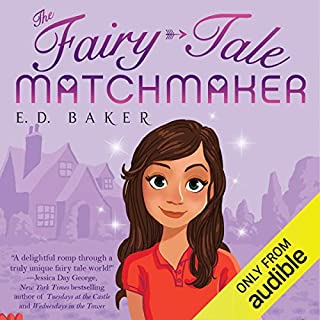 The Fairy-Tale Matchmaker audiobook cover art