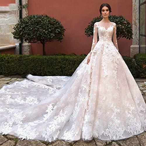 Vestido De Novia De Princesas Reales