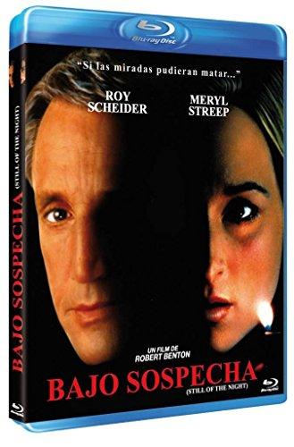 Bajo sospecha (Still Of The Night) [Blu-ray]
