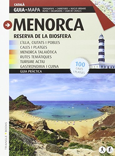 Menorca. Reserva de la biosfera (Catalán) (Guia & Mapa)