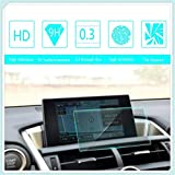Maiqiken for Lexus NX200 NX200t CT200H NX300H 9 Inch 205×105mm Navigation Screen Protector Touch Screen Display Film 9H Hardness Anti Glare Anti Scratch GPS Screen Protector Foils