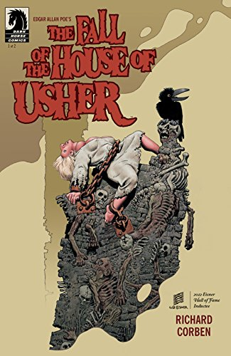 Edgar Allan Poe's The Fall of the House of Usher #0 (Edgar Allan Poe's Spirits of the Dead) (English Edition)