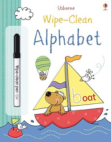 Wipe-Clean Alphabet (Wipe-clean Books)