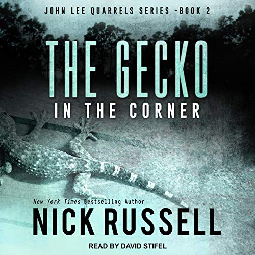 The Gecko in the Corner audiobook cover art