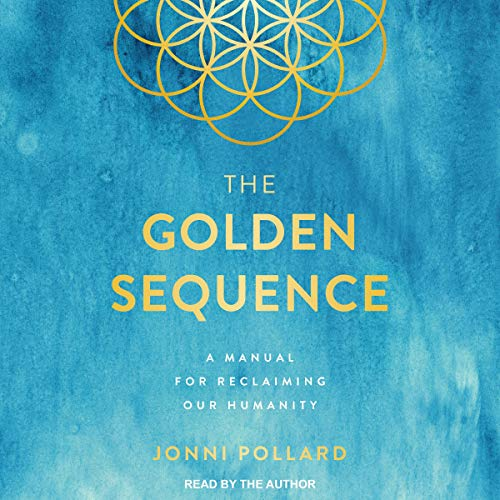 The Golden Sequence audiobook cover art