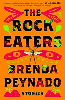 The Rock Eaters by Brenda Peynado science fiction and fantasy book and audiobook reviews