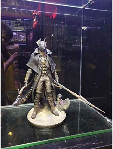 Aoemone Bloodborne Hunter Anime Figuras Modelo Juego Personaje de Dibujos Animados Estatua Cajas de Juguete Artesanía Figura de Regalo Figuras Colecciones Decoraciones Adornos