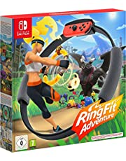 Ring Fit Adventure Nintendo Switch (Nintendo Switch)