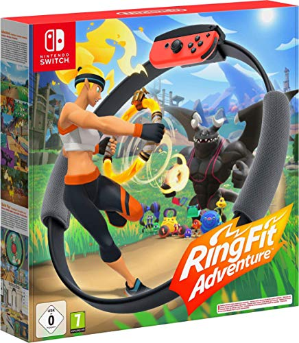 Nintendo -  Ring Fit Adventure -