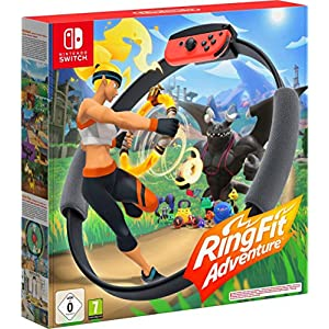 NSW RING FIT ADVENTURE FOR NINTENDO SWITCH (EURO)