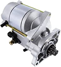 Discount Starter & Alternator 18419N Replacement Starter Fits Kubota KX41-2 KX61-2 KX91-2 BX22 BX2200D RTV1100 RTV900