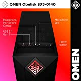 Compare technical specifications of OMEN by HP Obelisk (4NN45AA#ABA)