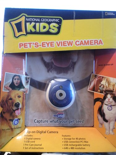 Pet's Eye View Camera (National Geographic Kids)