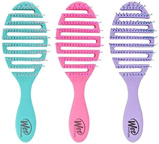 Wet Brush Flex Dry, Pink, Teal, Purple, COMBO PACK!!