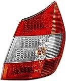HELLA 2SK 008 659-121 Feu arrière - Technologie d'illumination - limpide/rouge - droite