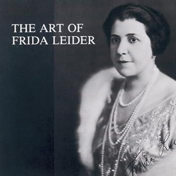 The Art of Frida Leider