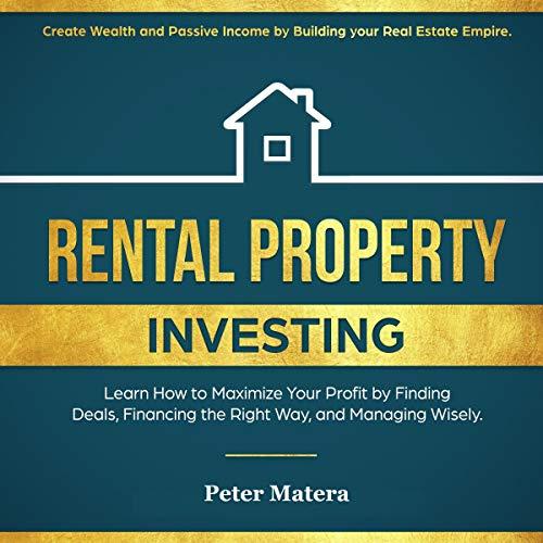 Couverture de Rental Property Investing