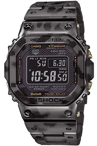 Casio G-Shock GMW-B5000TCM-1JR Origin Camouflage Radio Solar Men's Watch (Japan Domestic Genuine Products)