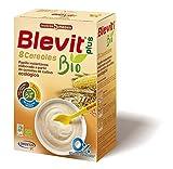 Blevit Plus Bio 8 Cereales - Papilla de Cereales para Bebé 100% Ecológica - Facilita la Digestión solo con Cereales Integrales - Sin Azúcares Añadidos - Desde los 5 meses - 250g