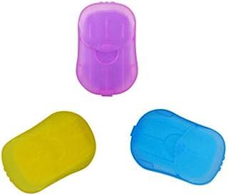 持ち運びに便利な紙石鹸(紙せっけん)?ハンドソープ 手洗い 携帯 持ち運び 持ち歩き 遠足 お出かけ アウト ドア ケース入り おしゃれ かわいい 子供 女性 プチギ フト 除菌 外遊び 砂場 旅行 洗濯にも