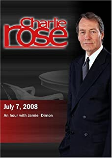Charlie Rose - Jamie Dimon (July 7, 2008)