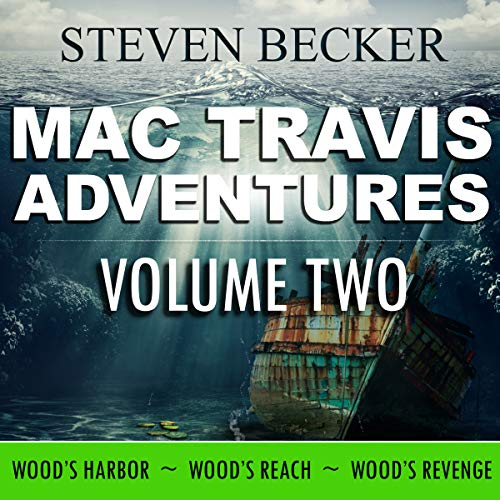 Mac Travis Adventures Box Set (Books 4-6)  By  cover art