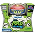 Really R.A.D. Robots Fartbro - Electronic Remote Control Farting Robot - 40+ Fart Sounds and Functions, The Ultimate Fart Machine - Great for Pranking Friends and Family from Moose Toys
