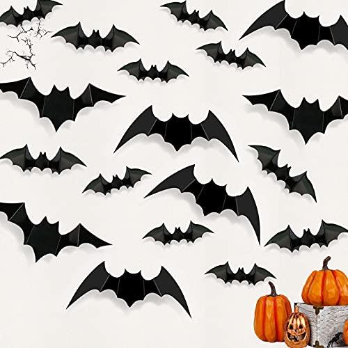 Halloween Bats Wall Stickers