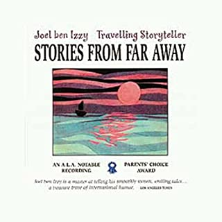 Stories from Far Away audiobook cover art