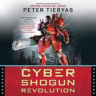 Cyber Shogun Revolution cover art