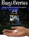 "Richland Fairy Berries White Magical LED Light .75"" Set of 10"