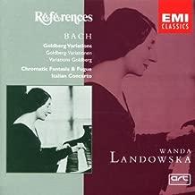 Best bach concerto goldberg variation Reviews
