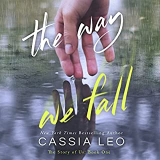 The Way We Fall audiobook cover art