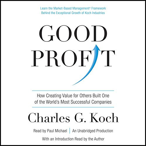 Couverture de Good Profit