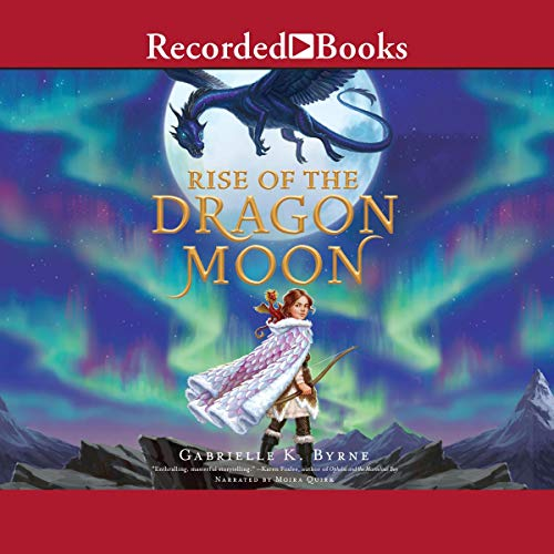 Rise of the Dragon Moon cover art
