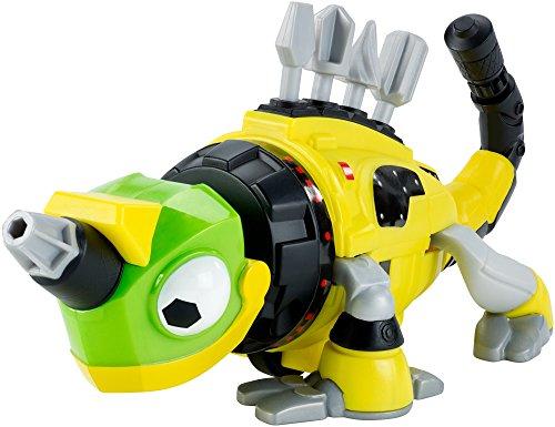 Mattel DWW51 De plástico vehículo de Juguete - Vehículos de Juguete, plástico, Dinotrux Pull Back N Go, Interior / Exterior, 3 año(s), Niño